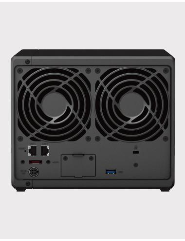 Synology DS418J Server NAS - SATA 6Gb/s - 40 TB