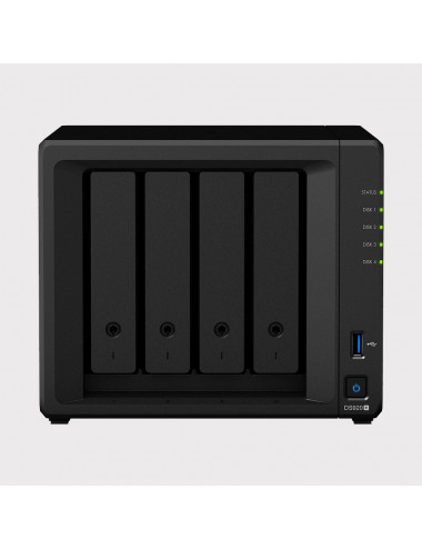 Synology DS920+ 4GB Serveur NAS (Sans Disques)