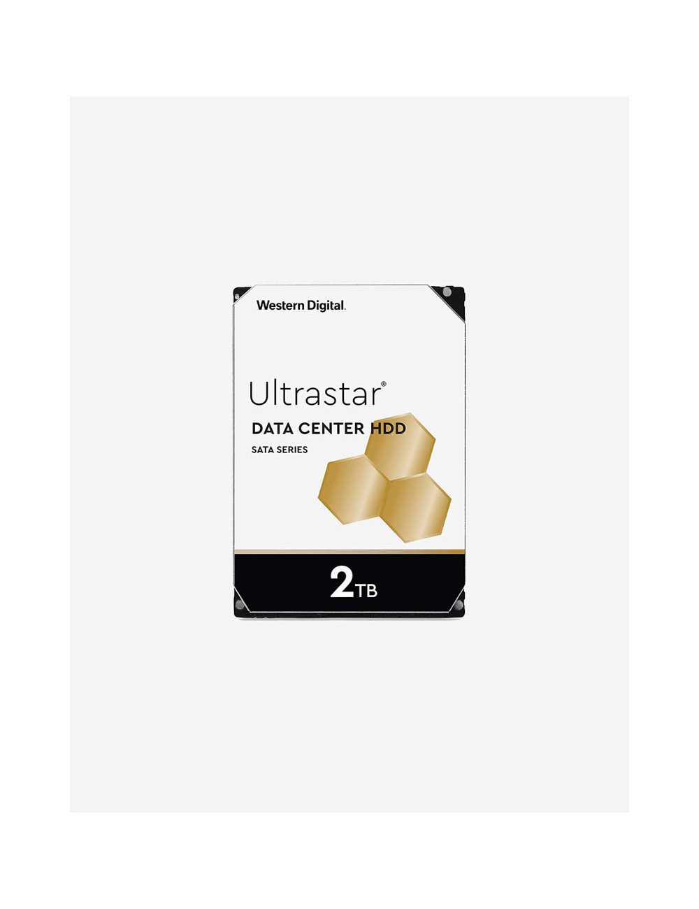 WD ULTRASTAR Enterprise DC HA210 2To