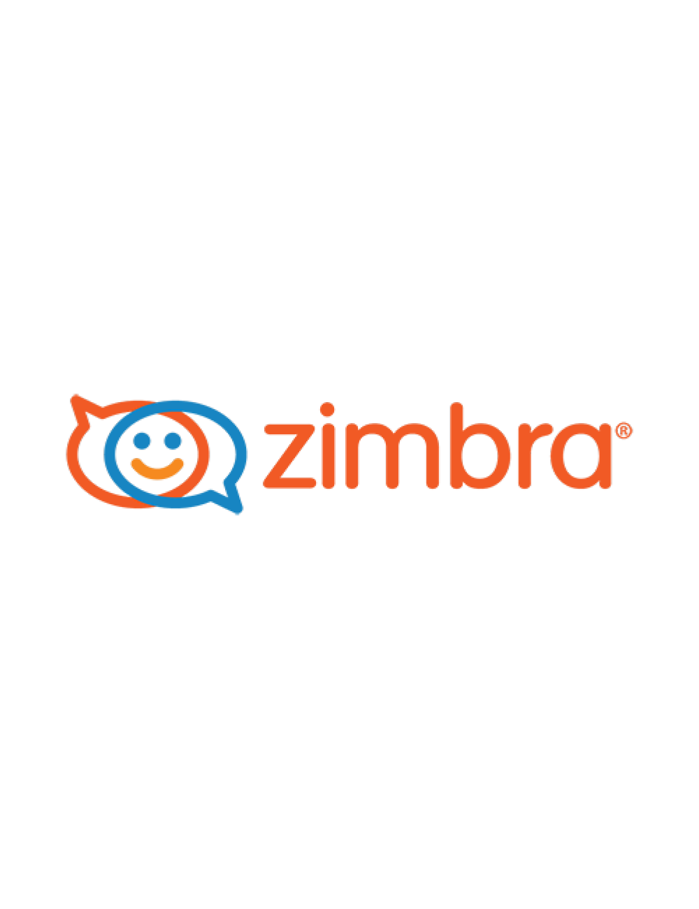Pack 10 BAL Zimbra Basic + Domaine .FR - 1 an