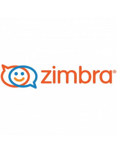 Pack 5 Mailboxes ZIMBRA PRO + 1 Domain .FR