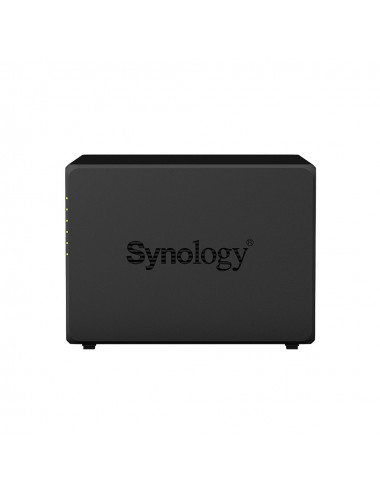 Synology DS1019 + NAS Server - SATA 6Gb / s - 5 TB