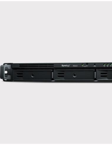 Synology DS1019+ NAS Server - SATA 6Gb / s - 20TB IRONWOLF