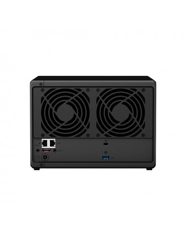 Synology DS1019+ Serveur NAS - SATA 6Gb/s - 50 To IRONWOLF