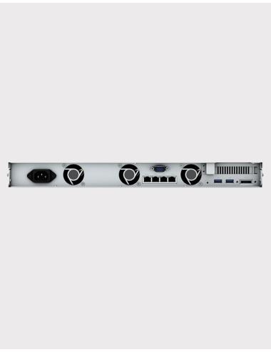 Synology DS1019+ NAS Server - SATA 6Gb / s - 60TB IRONWOLF