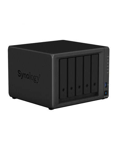 Synology DS1019+ NAS Server - SATA 6Gb / s - 70TB IRONWOLF