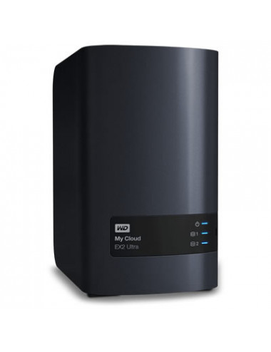 Western Digital EX2 NAS Server