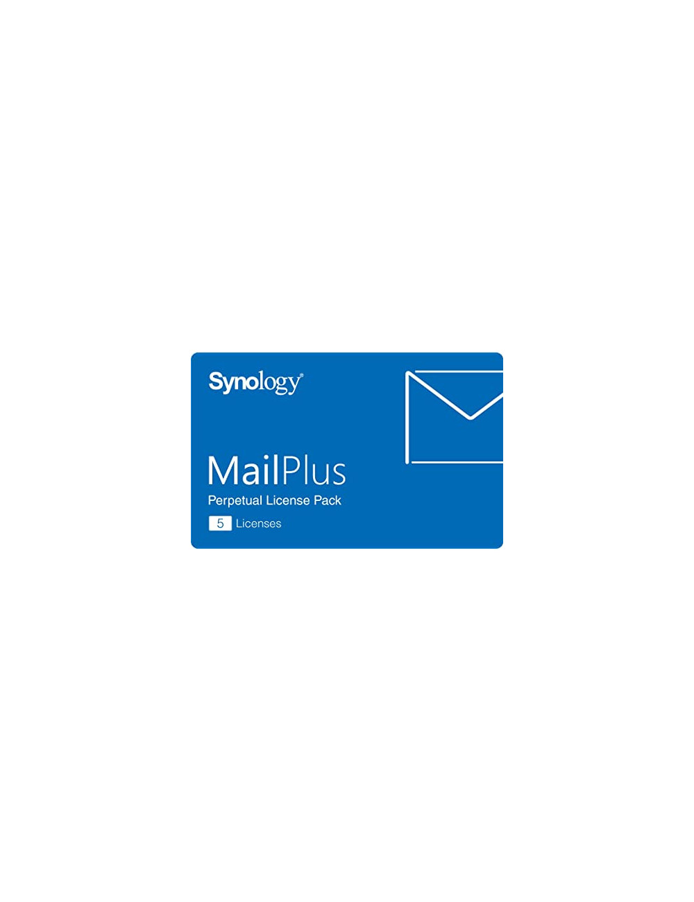 Synology MailPlus Pack 5 licences supplémentaire