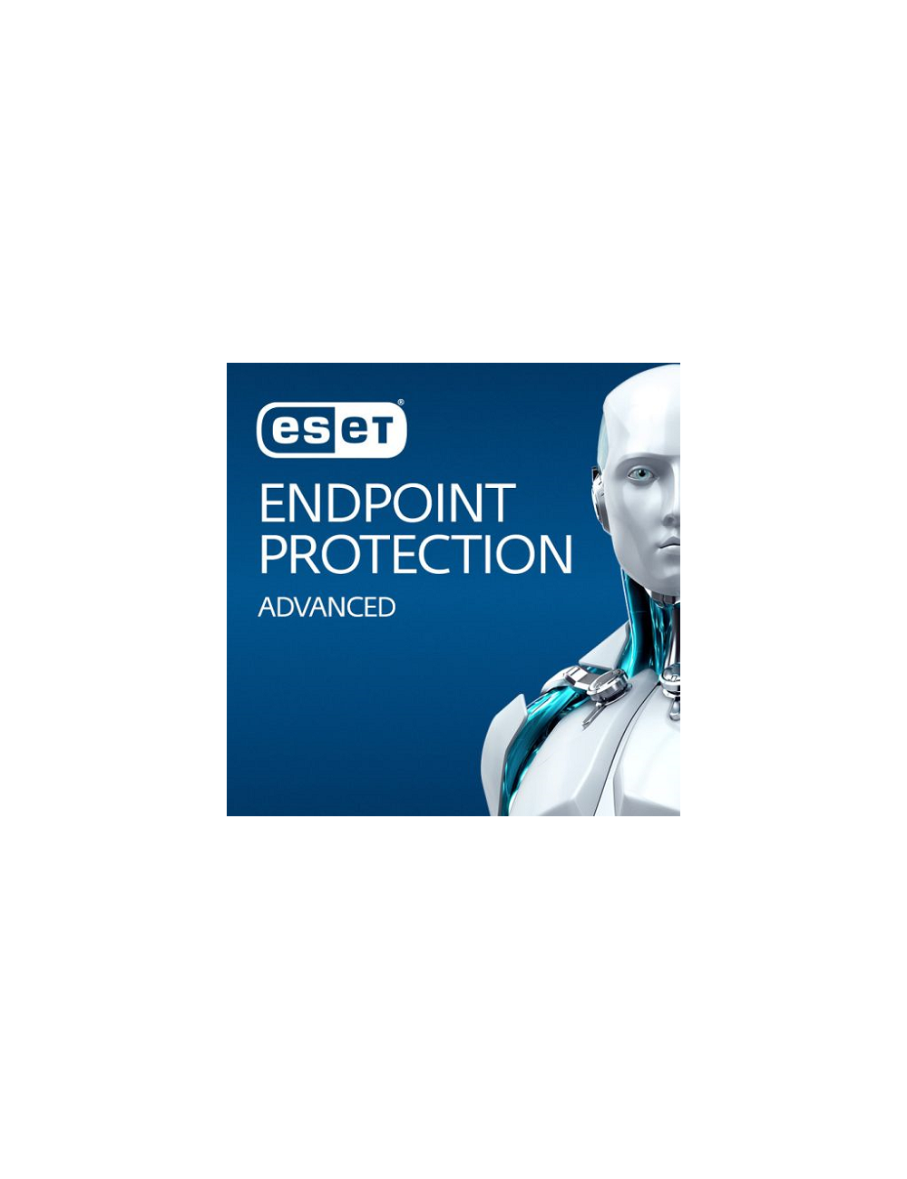 ESET Endpoint Protection Advanced (1-10 devices) -  License 5 devices - 1 year