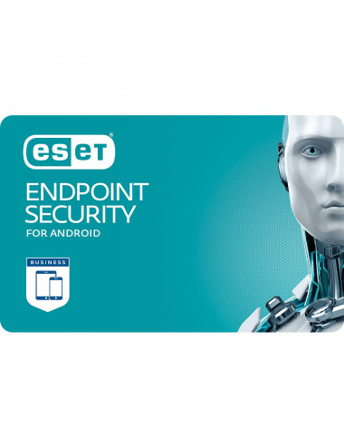 ESET Endpoint Security pour Android (11-25 Mobiles) - License 1 mobile - 1 year