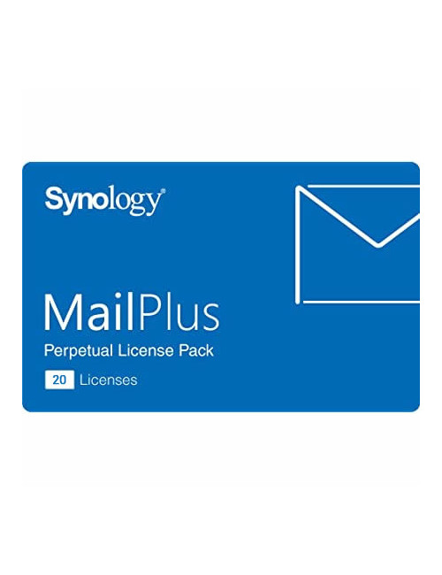 Synology MailPlus Pack 20 licences supplémentaire