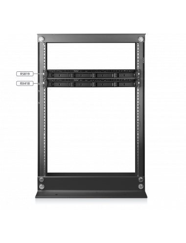Synology RS819 NAS Server rack