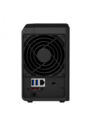 Synology DS218+ Server NAS - Rear view