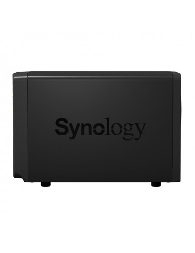 Synology DS718+ NAS Server IRONWOLF 2TB