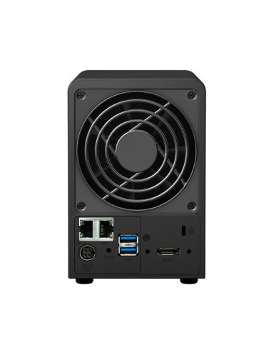Synology DS718+ NAS Server IRONWOLF 20TB