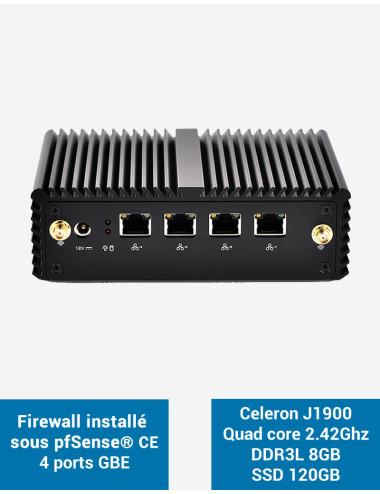 Synology RS819 NAS Server rack