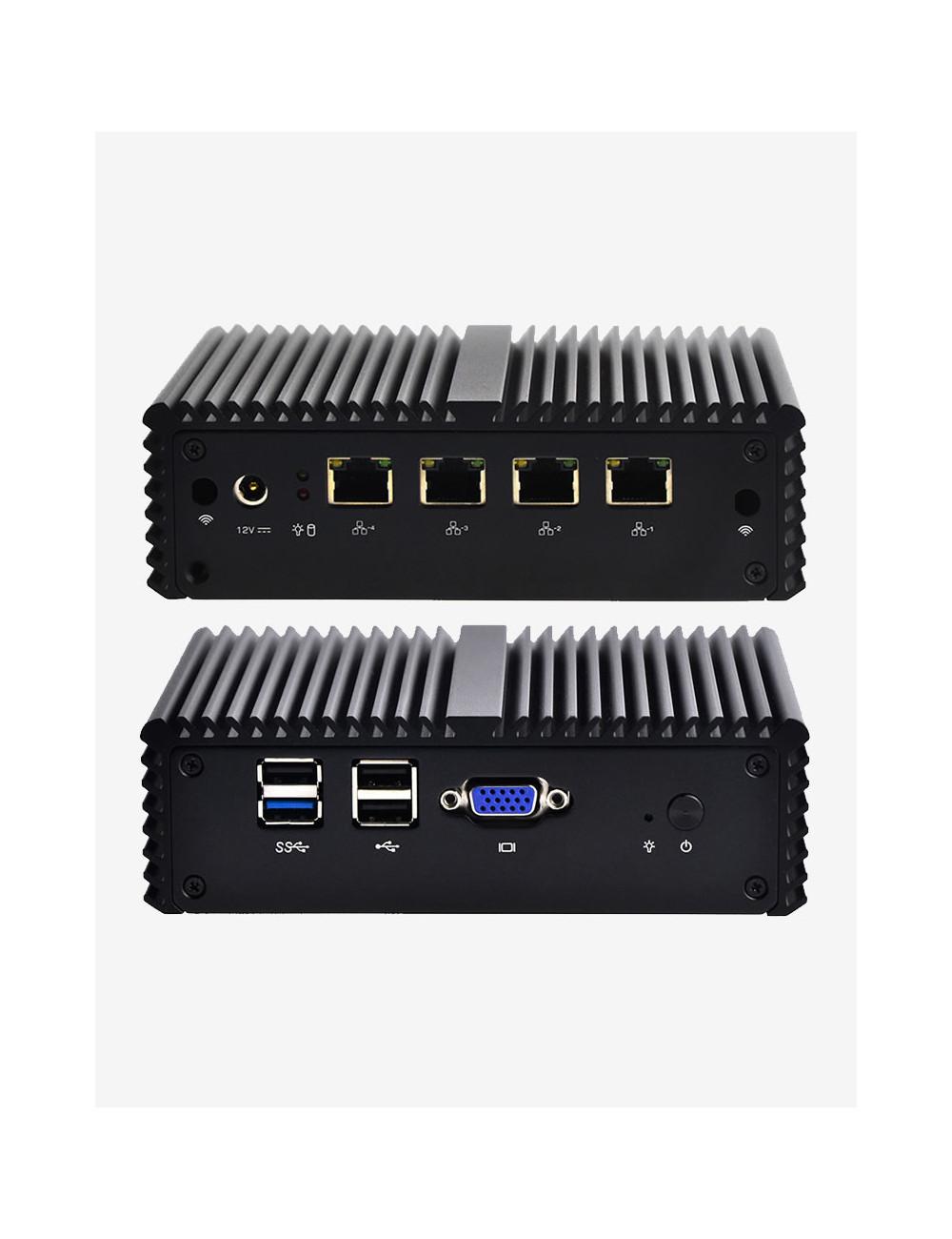 Synology RS819 NAS Server (Diskless)