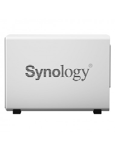 Synology DiskStation DS218J Side view