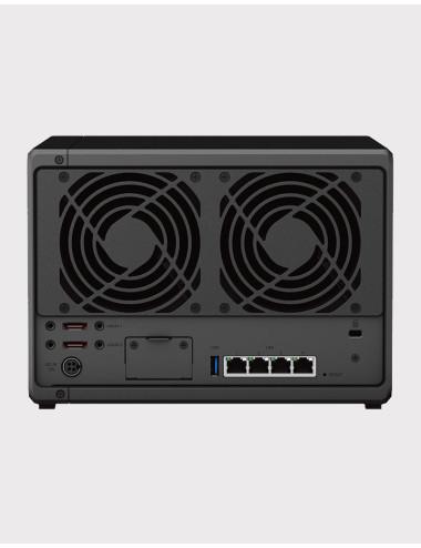 QNAP TS-231P NAS Server WD RED 20TB
