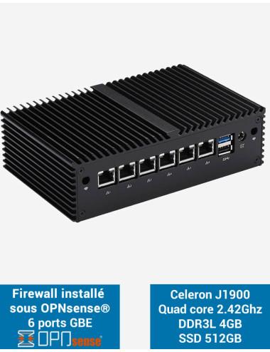 Maintenance NBD - 3 years - Firewall AP232 / AP234