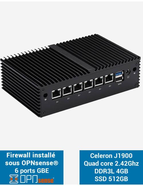 Maintenance J+1 - 3 ans - Firewall AP232/AP234