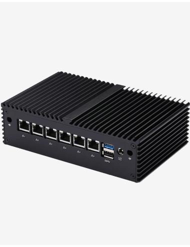 Dashboard E-Wall pfSense®