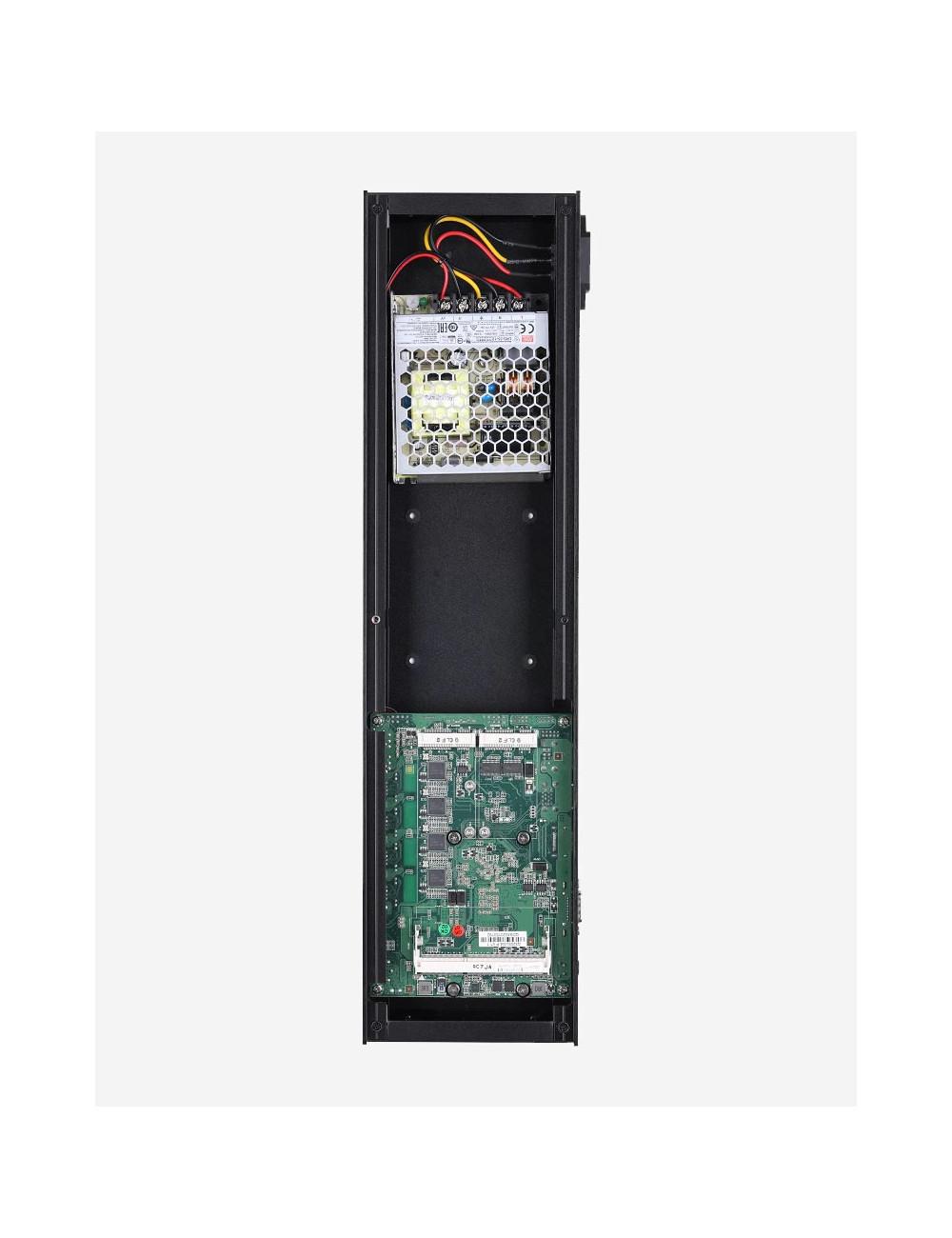 QNAP TS-253B NAS Server WD BLUE 6TB
