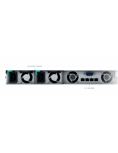 Synology RS820+ NAS Server