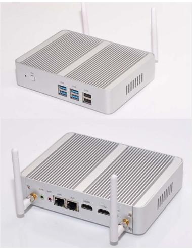 QNAP TS-251+ Serveur NAS (sans disques)