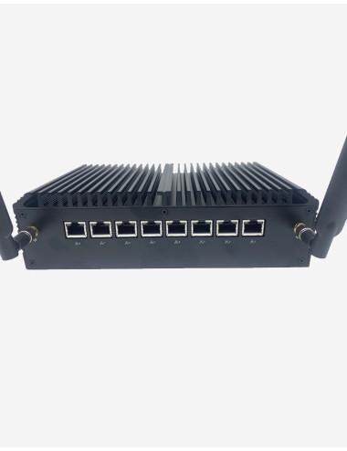 QNAP TS-251B NAS Server WD RED 24TB