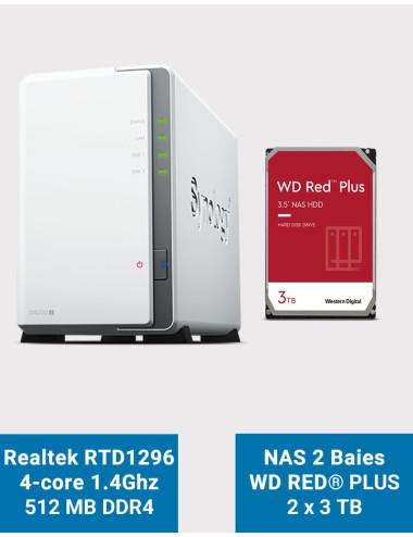 QNAP TS-431P NAS Server (Diskless)