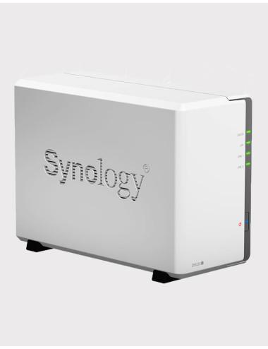 QNAP TS-431P NAS Server WD BLUE 4TB