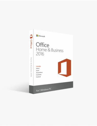 Microsoft Office 2016 Home & Business para Windows