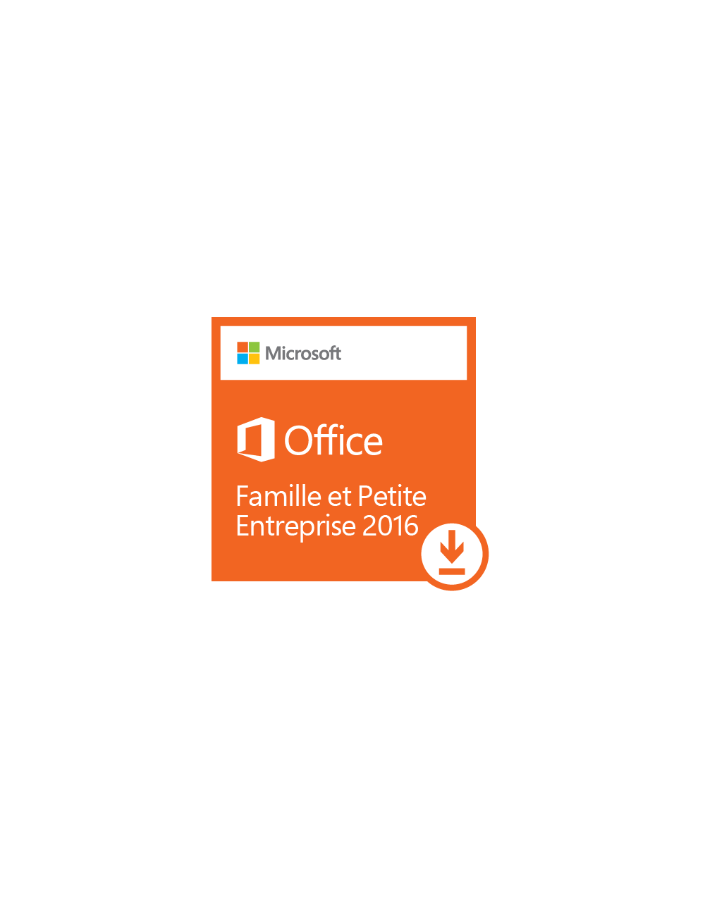 Microsoft Office 2016 Home & Business pour Windows