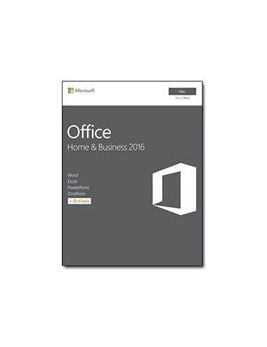 Microsoft Office 2016 Home & Business para MAC