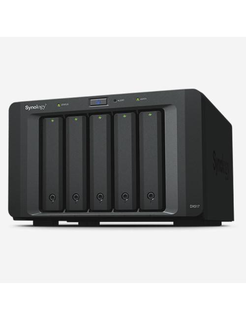 Synology RS217 NAS Server IRONWOLF 8TB (2x4TB)