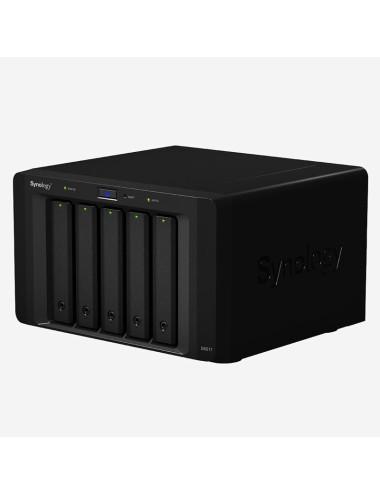 Synology RS217 NAS Server IRONWOLF 16TB (2x8TB)
