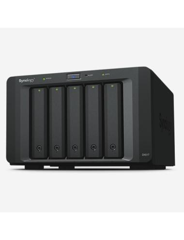 Synology DS1019+ NAS Server IRONWOLF 40TB (5x8TB)
