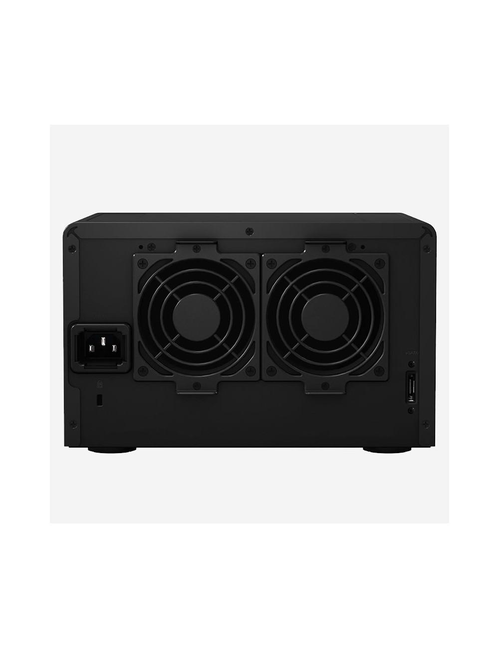 Synology DS1019+ NAS Server WD BLUE 15TB (5x3TB)