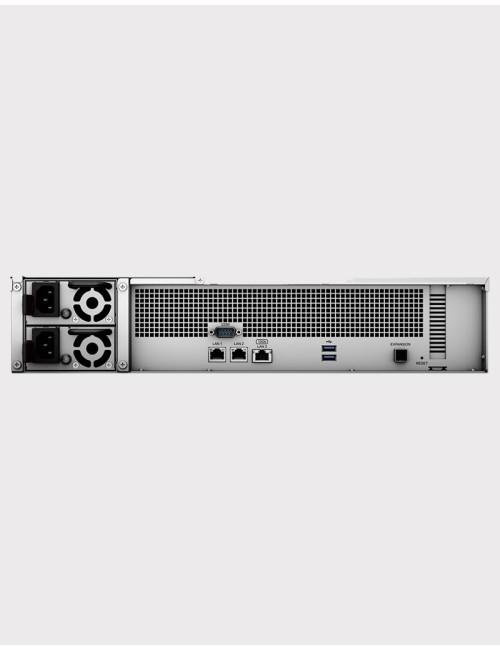 Synology DS218+ NAS Server IRONWOLF 28TB (2x14TB)