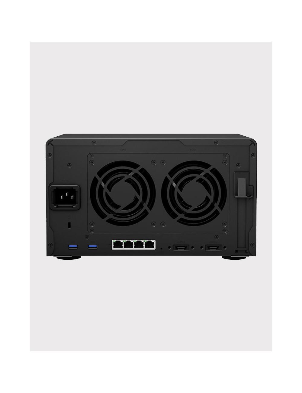 Synology DS218 NAS Server IRONWOLF 4TB (2x2TB)
