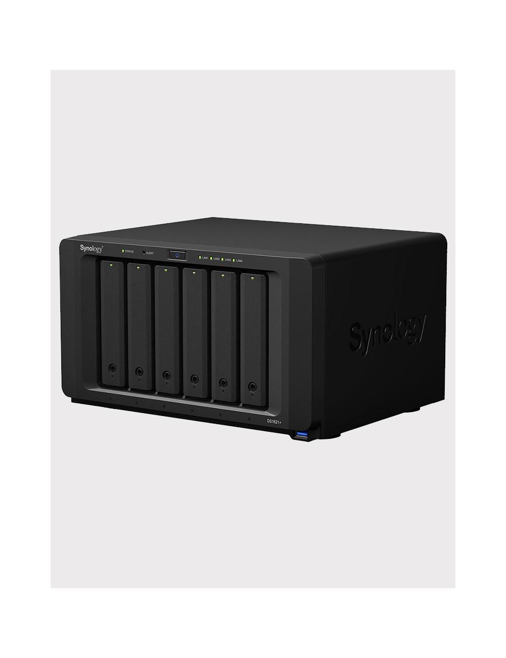 Synology DS218 NAS Server IRONWOLF 12TB (2x6TB)