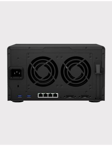 Synology DS218 NAS Server IRONWOLF 16TB (2x8TB)