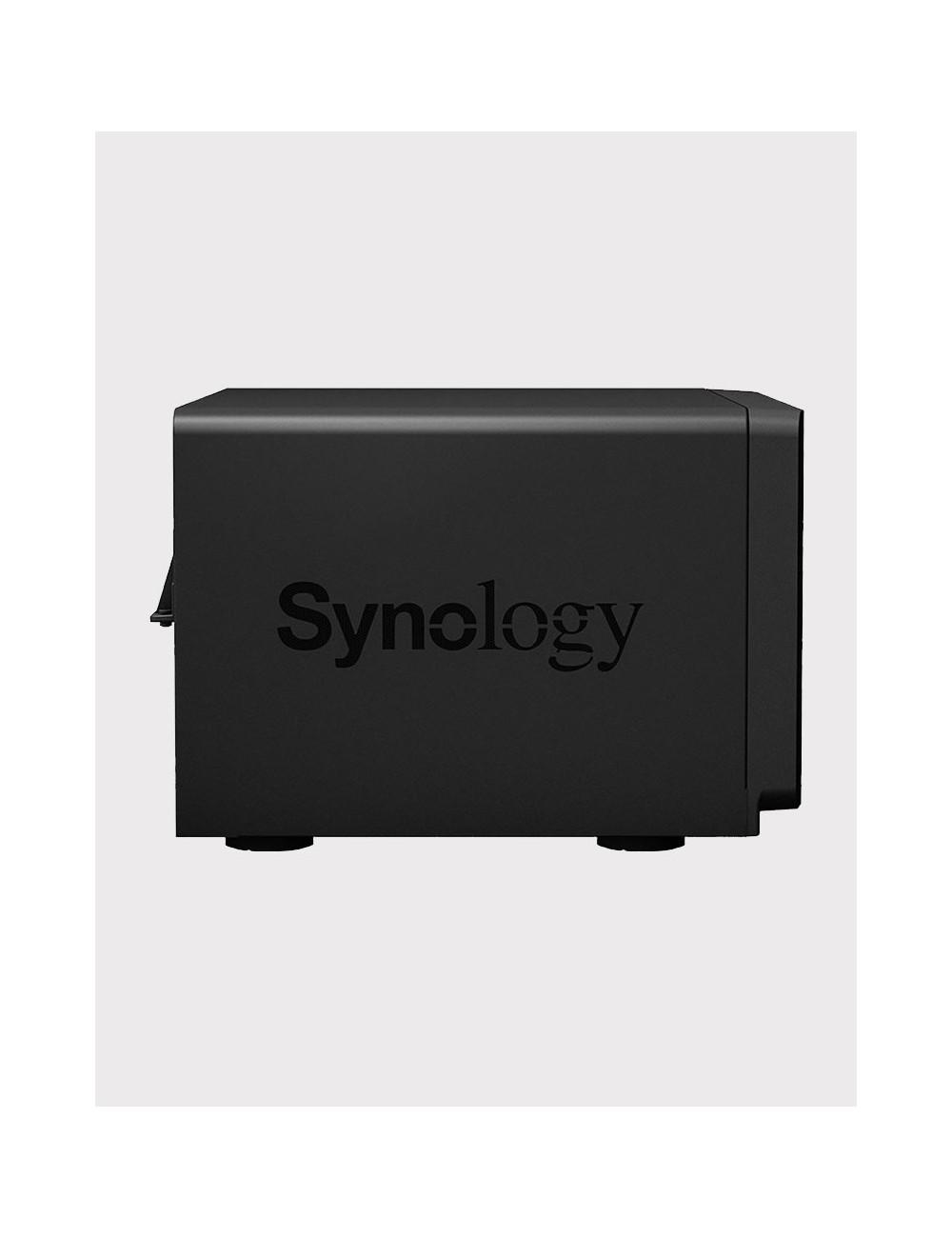 Synology DS218 NAS Server IRONWOLF 20TB (2x10TB)