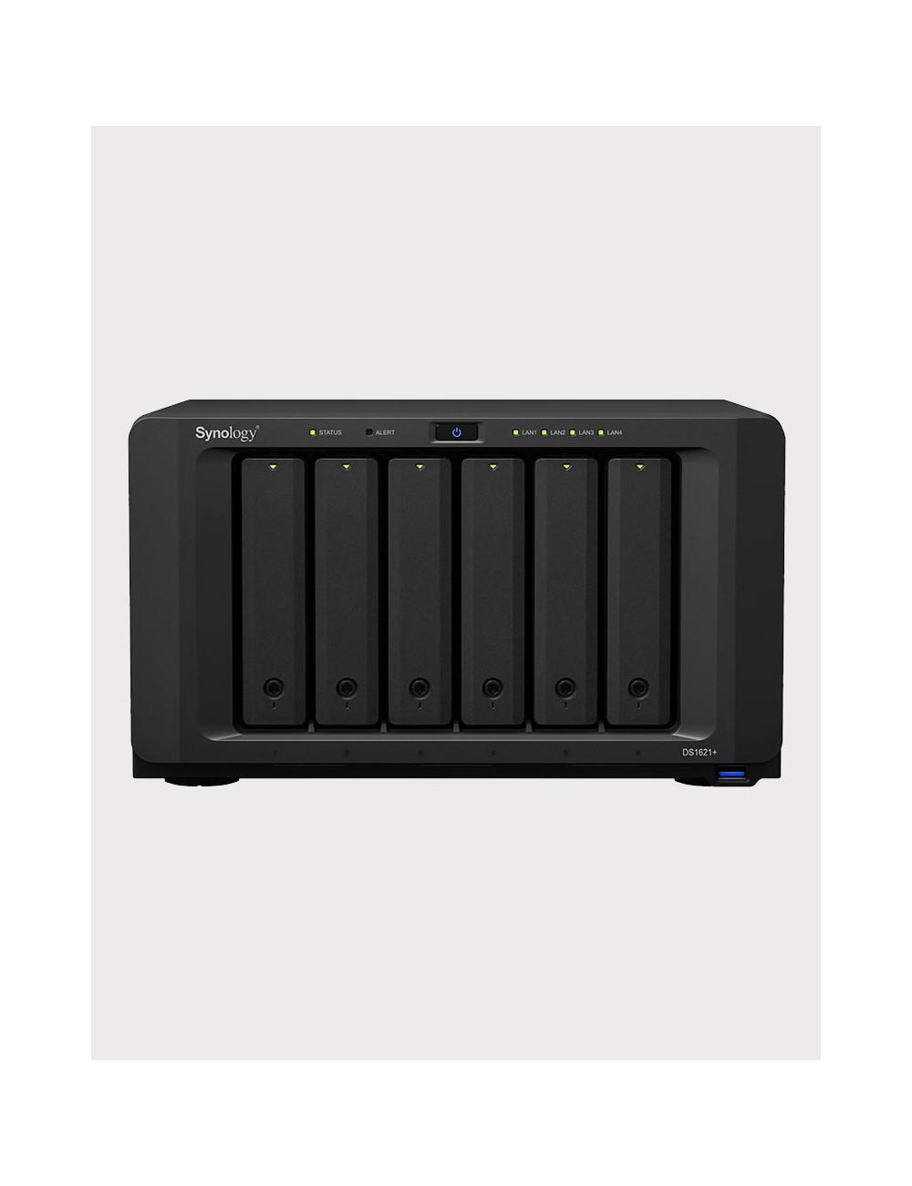 Synology DS218 NAS Server IRONWOLF 24TB (2x12TB)
