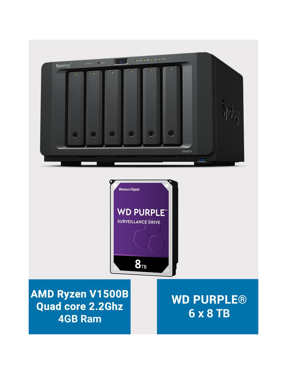 Firewall E-WALL Q5C65216 sous pfSense® CE 6 ports 2Go SSD 16Go