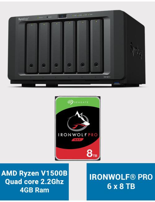 Seagate IRONWOLF Disque SATA 4To