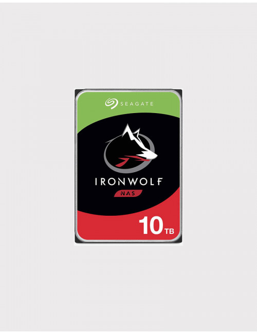 Seagate IRONWOLF Disque SATA 10To