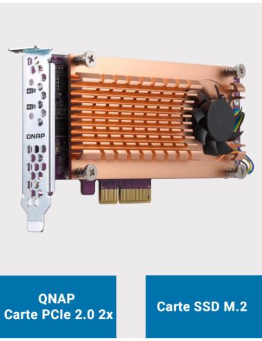 Synology DS1618+ NAS Server (Diskless)