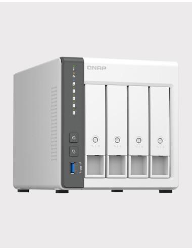 Synology DS418 NAS Server (Diskless)